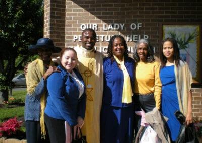 OLPH New Members 2012
