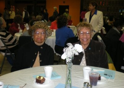 2008 Communion Brunch – DC Parish Units (OLPH)