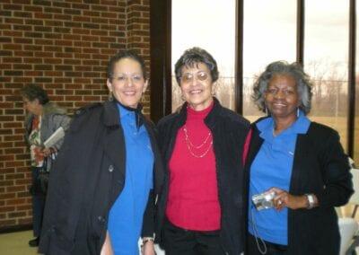 Jennifer, Mom, Rita