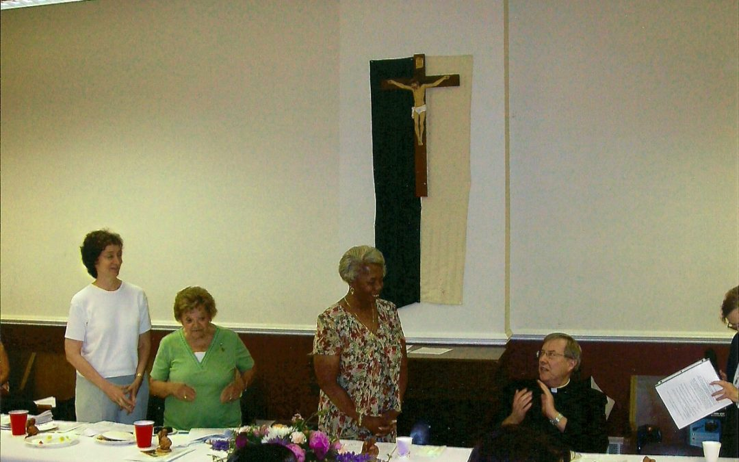 St. Mark's Induction 2008