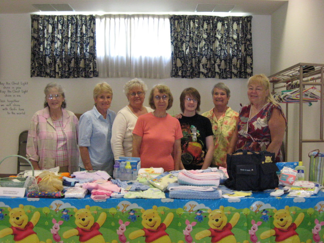 St. Anthony's Baby Shower