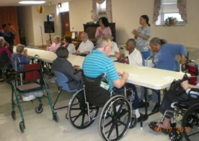 St. Hugh - Sacred Heart Nursing Home - 1