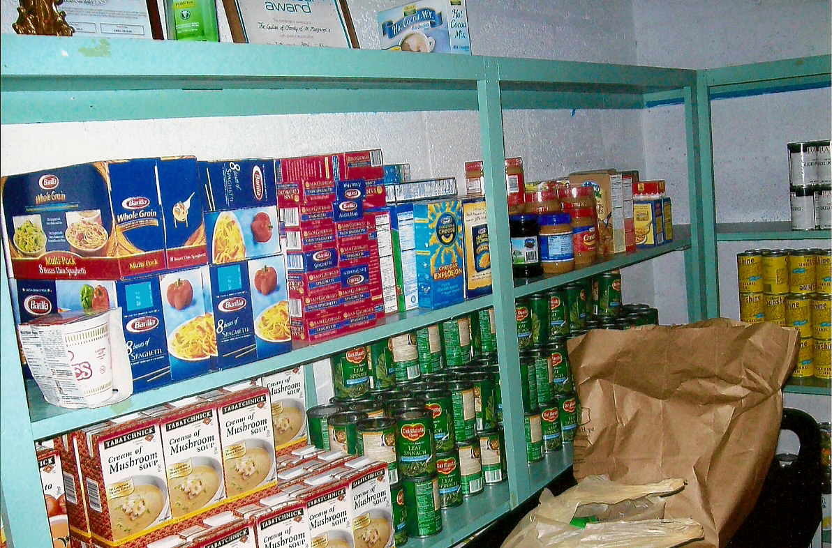 Pictures Of Food Pantry At St Margaret S Dc