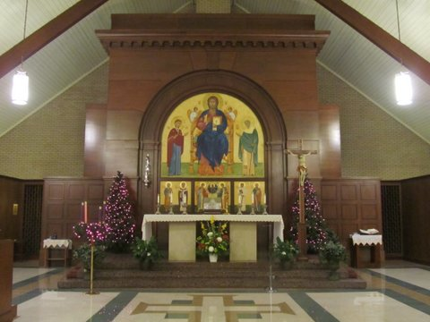 PG County December 2012 Quarterly Meeting – St. Hugh of Grenoble
