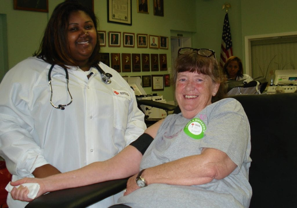 Holy Ghost Annual Red Cross Blood Drive