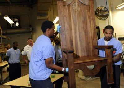 635768990637350138-AP-Pope-Philadelphia-Inmate-Chair