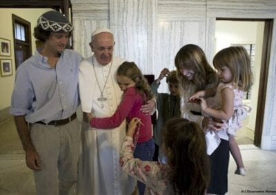 US Pope Francis