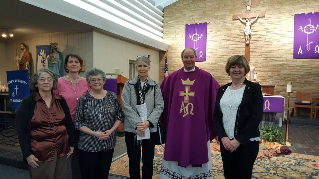 Welcome St. Anthony's New Ladies of Charity