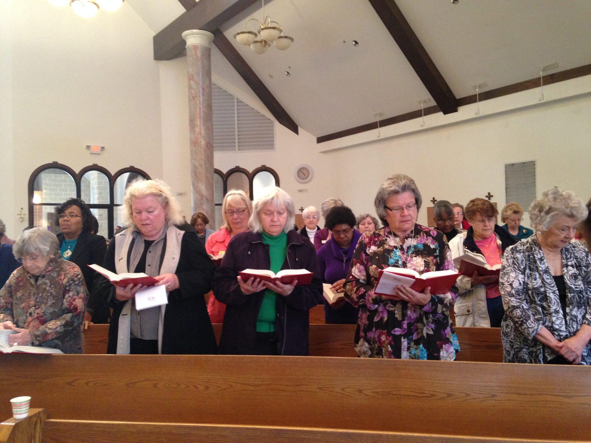 2016 Communion Brunch – St  Jane Frances de Chantal Church
