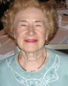 In Loving Memory of Margaret D. Callaghan – St. Mark the Evangelist Church