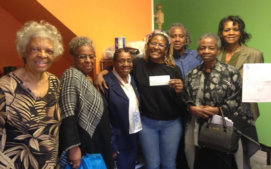 District of Columbia LOC Supports Safe House