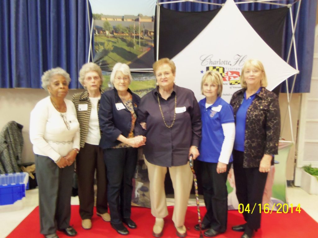 Holy Ghost LOC Honored for Service to Veterans