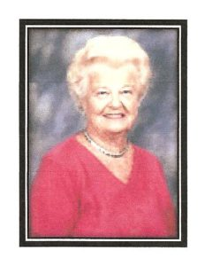 In Memory of Mary O'Brien – St. Jane De Chantal Church